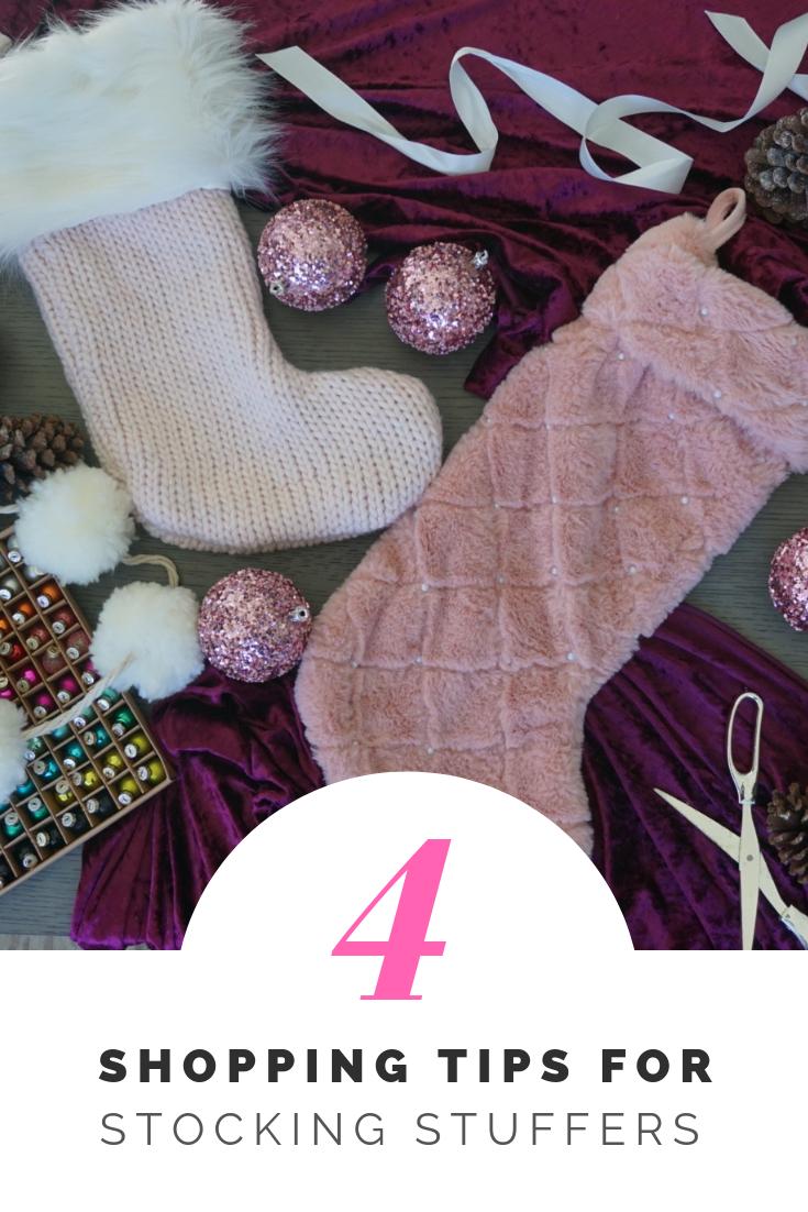 All Pink Stocking Stuffer Ideas