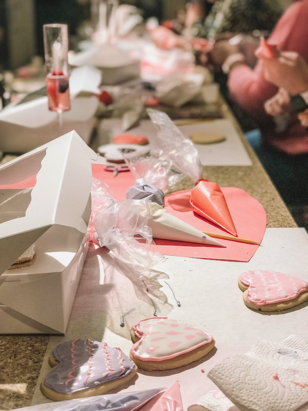 Toast and Twirl Workshop Valentine's Edition - Cookie Decorating Class