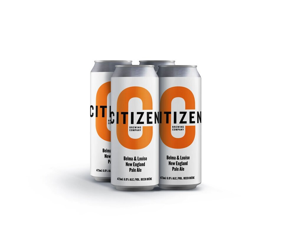 *DELIVERY ONLY* Belma and Louise NEPA  Citizen Brewing Company   Northeast Calgary Brewery