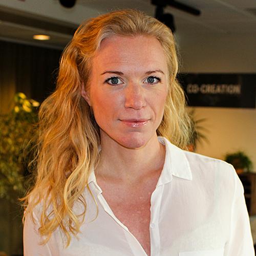 Christina Andersson, styrelsen Stiftelsen Ekskäret