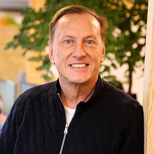 Tomas Björkman, styrelsen Stiftelsen Ekskäret
