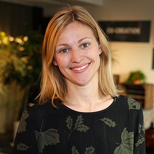 Maja Frankel , styrelsen Stiftelsen Ekskäret