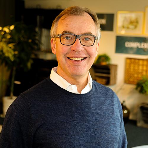 Göran Gennvi , styrelsen Stiftelsen Ekskäret