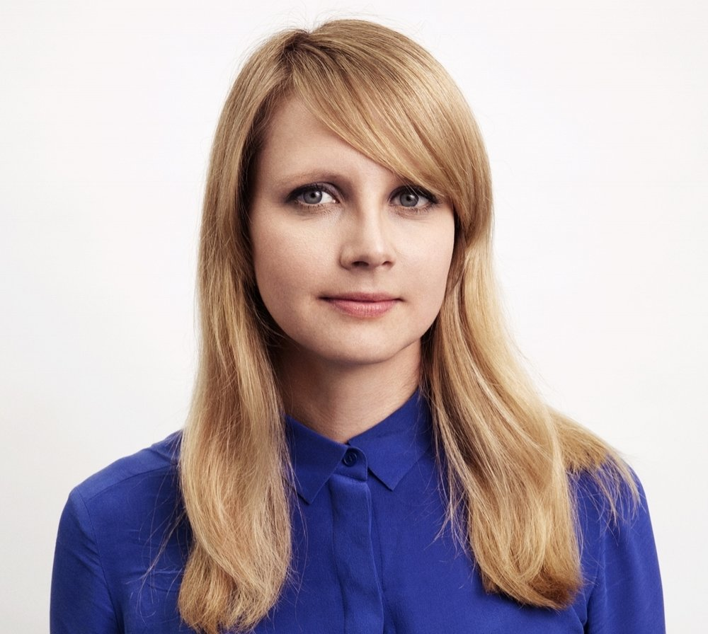 Hanna Hallin , styrelsen Stiftelsen Ekskäret