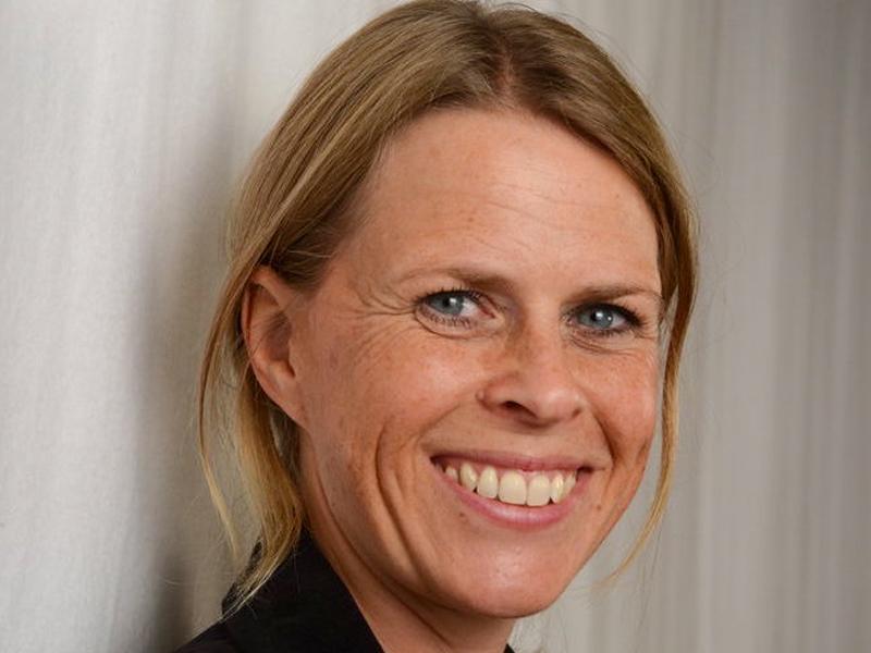 Caroline Stiernstedt Sahlborn - VD Stiftelsen Ekskäret