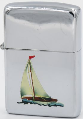 1946-47  Zippo with the    Sloop
