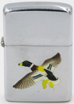 1951 Town & Country Zippo with the mallard
