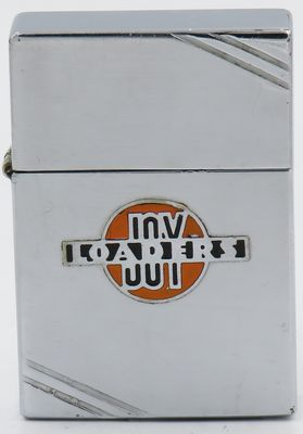 1936 Metallique Zippo Joy Loaders