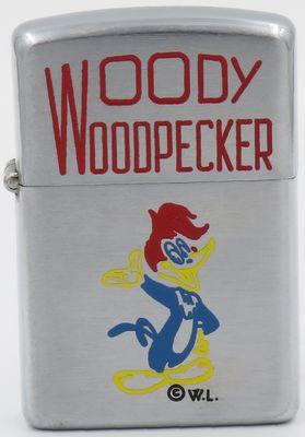 1952-53 Zippo Woody Woodpecker