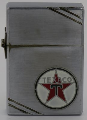 1934 Metallique Zippo with the Texaco star