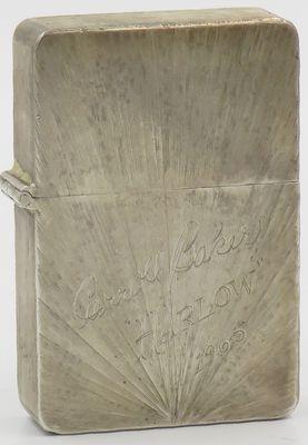 1965 925 Sterling Italy Tiffany Carol Baker Harlow.JPG