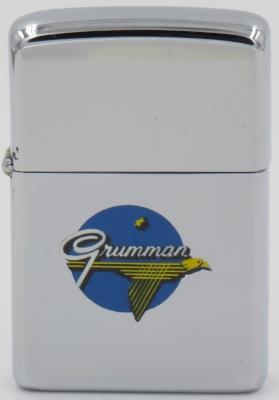 1965 T&C Zippo with Grumman logo