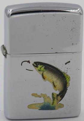1949-50 T&C trout Zippo