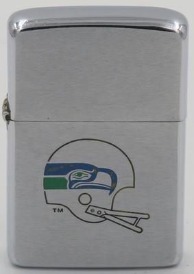 1976 Zippo Seattle Seahawks helmet