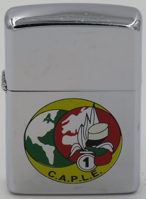 1993 Zippo. CAPLE (French Foreign Legion's administrative company)