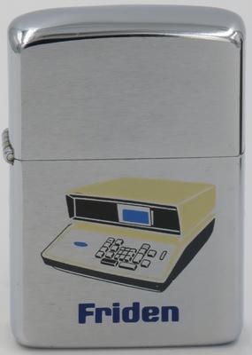 1968 Zippo Friden Calculator