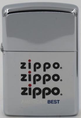 1989 Zippo Zippo Americas Best.JPG