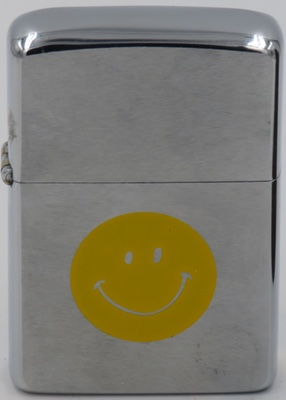 1972 Yellow Smiley Face