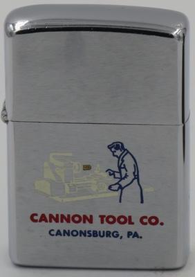 1973 Cannon Tool Company.JPG