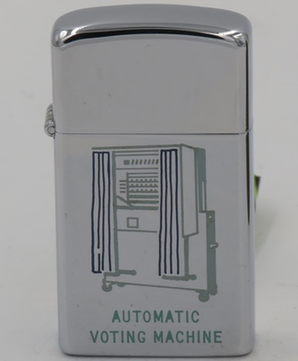 1957 slim Voting Machine.JPG