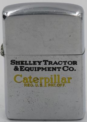 1953 Shelley Tractor Caterpillar.JPG