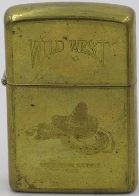 1991 Wild West Western Attire .JPG