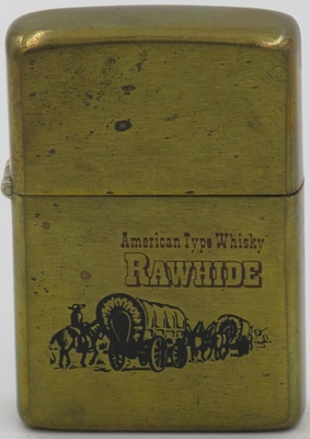 1981 American Type Whisky Rawhide