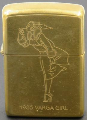 1993 proto Varga Girl 1935 brass.JPG