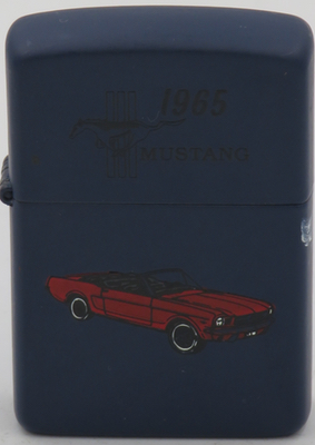 1991 proto 1965 Mustang.JPG