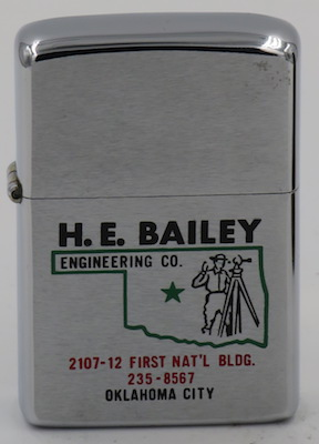 1974 HE Bailey Engineering
