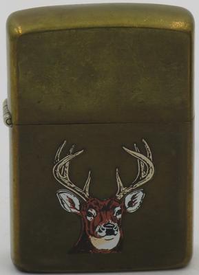 1987 proto deerhead on brass.JPG