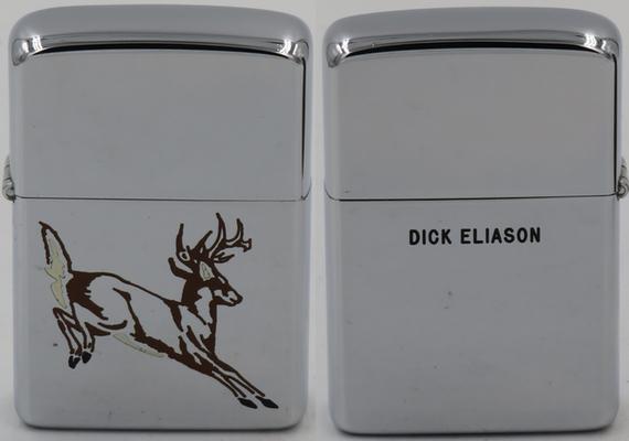 1959 deer leaping Eliason 2.JPG
