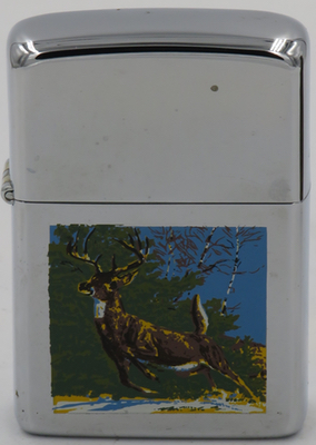 1981 Deer Silkscreen two.JPG