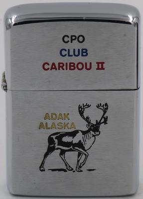 1976 CPO Club Caribou II Adak Caribou.JPG