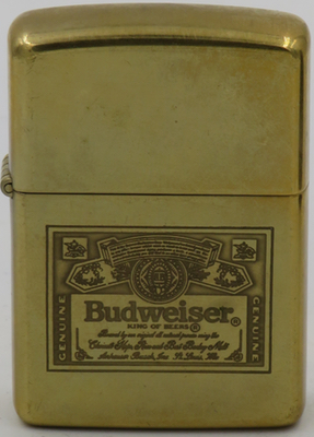 1993 Budweiser label brass.JPG