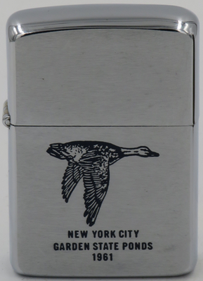 1961 NYC Garden State Ponds goose.JPG