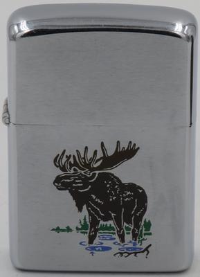 1969 Moose standing in water.JPG . proto