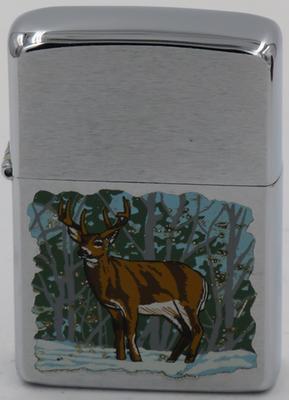1977 proto Deer & Trees Matte.JPG