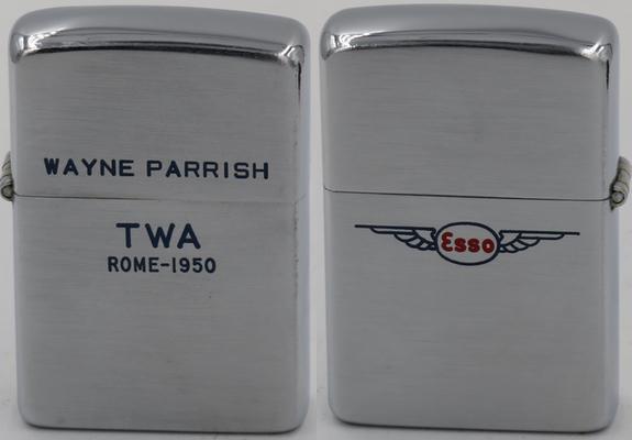 1950 Esso Wayne Parish TWA Rome 2.JPG