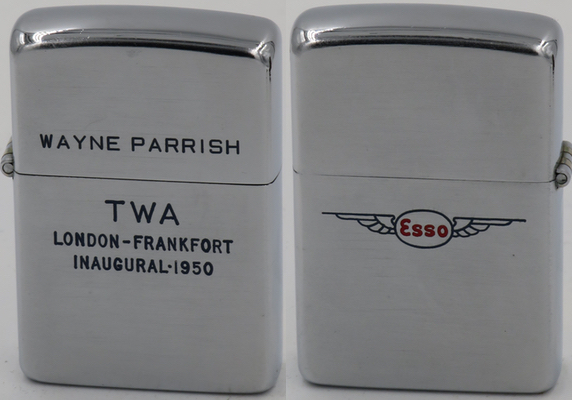 1950 Esso Wayne Parish TWA London 2.JPG