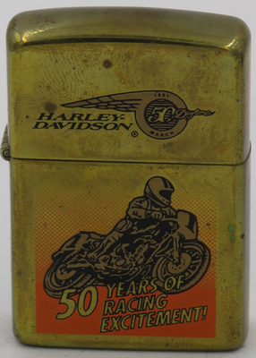 1990 Harley Davidson 50 years excitement.JPG