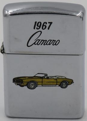 1991 1967 Camaro Yellow on HP.JPG