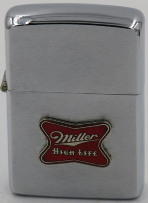 1964 Miller High Life badge.JPG