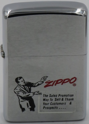 1973 Zippo The Sales Promotion.JPG