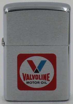 1973 Zippo for Valvoline Motor Oil