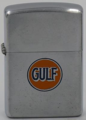 1953 Zippo for Gulf Oil