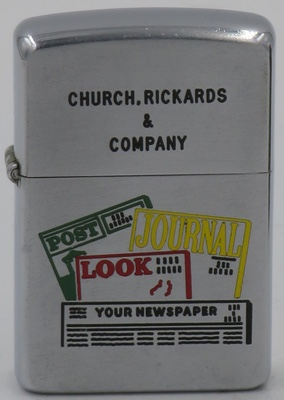 1953 Church Rickard Magazines.JPG