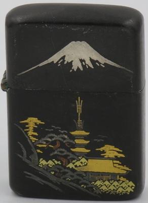 1950's Amita Damascene Japan lighter.JPG