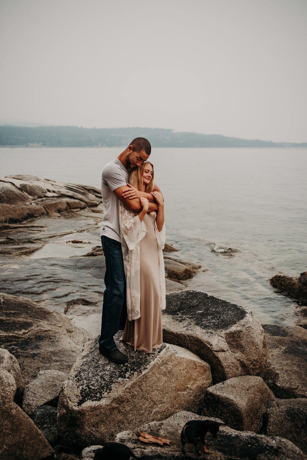 Sierra & Tyler Summer Beach Couples Session - Laura Olson Photography - Sunshine Coast BC Photographer-2332.jpg