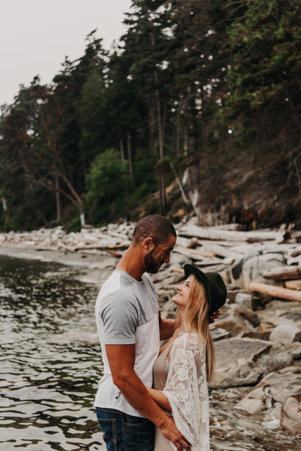 Sierra & Tyler Summer Beach Couples Session - Laura Olson Photography - Sunshine Coast BC Photographer-2429.jpg